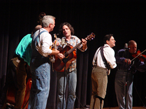 Matthew Sabatella and the Rambling String Band